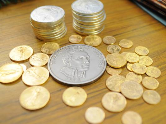 US States opting for  Gold Coins