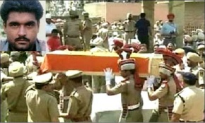 Indian Raw Agent Sarbajit Singh Given State Funeral