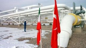 Iran Exporting Gas to Europe via Turkey