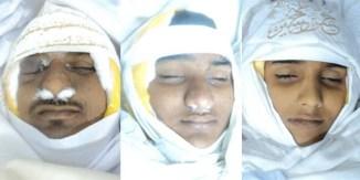 Martyr Kausar Saqlain , Owais Abbas , Mohd. Abbas , 28 May , 2013 , Karachi