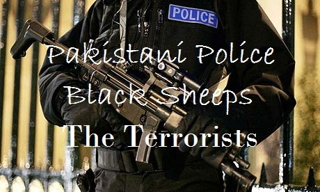 Pakistani Police Black Sheeps