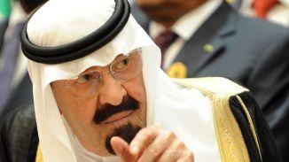 Saudi King Abdullah Bin Abdul Aziz Dead