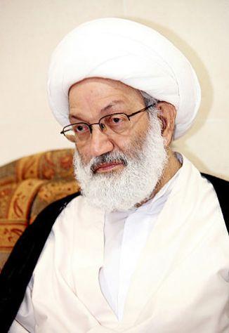 Top Shiite Cleric Sh.Isa Qasim