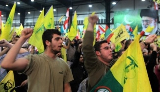 Hezbollah Support for Syrain Army