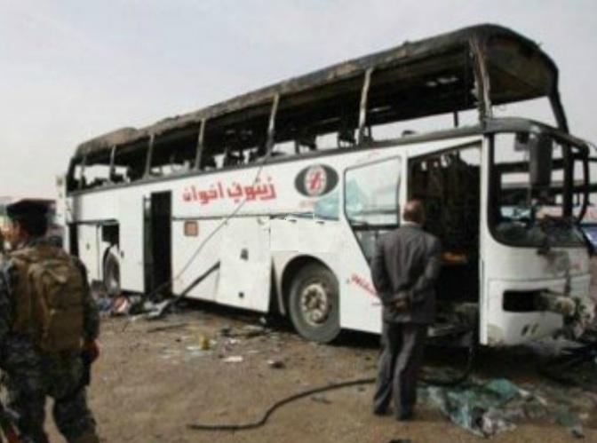 Iranian Pilgrims Martyred in Iraq