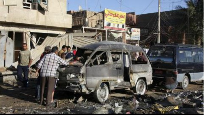 Iraq's Deadliest Month in 5 Years May 2013