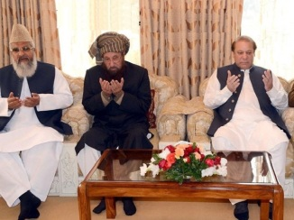 PM Nawaz Shariff with