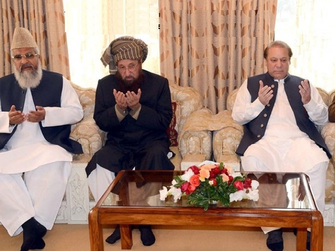 PM Nawaz Shariff with