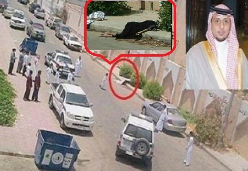 Saudi Prince Khalid bin Sa'ad bin Abdul Aziz al-Saud & the Raped Girl Body