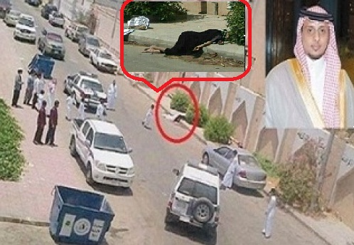 Saudi Prince Khalid bin Sa'ad bin Abdul Aziz al-Saud & the Raped Girl Body