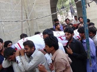 Shaheed Haji Buksh , 22 June 2013 , Korangi , Karachi