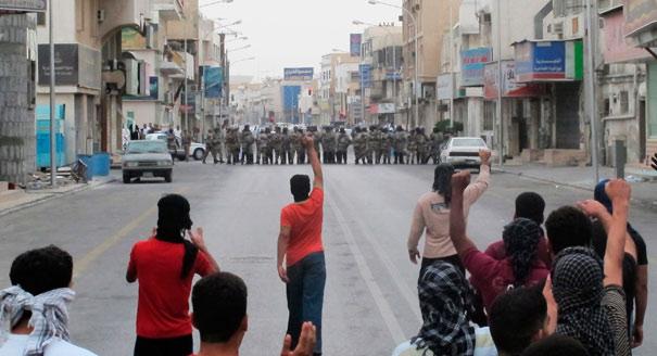 Shia Uprising in Saudi Arabia