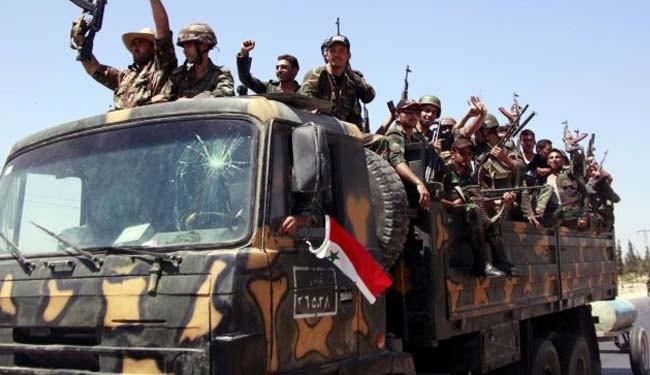 Iran hails Syria over Qusayr liberation