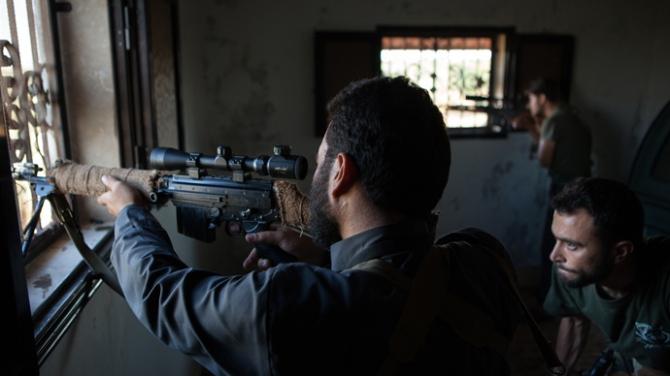 Al Qaeda Terrorist in Iraq and Syria