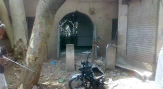 Blast Outside Mosque , Katcha Pakka area of Kohat Hangu Road , 11.07.13. b