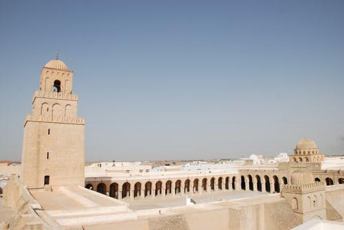 Central Mosque Uqba ,Kairawan, Tunisia