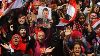 Egyptian President Mursi Ousted in a Military Coup