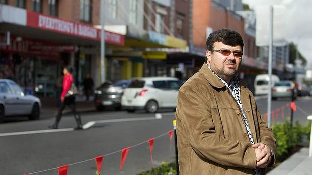 Jamal Daud victim of Wahabi Threat & Attack in Sydney