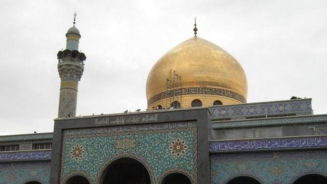 Shrine of Sayyida Zainab