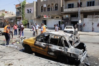 Baghdad Car Bombs Kill 31