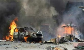 Baghdad rocked By Car Bomb Blasts on the Eid Day 2013