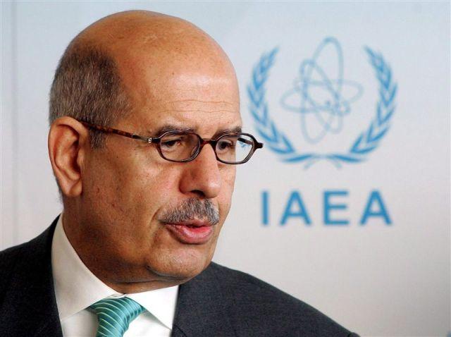 Egyptian Vice President - Muhammad El Baradei