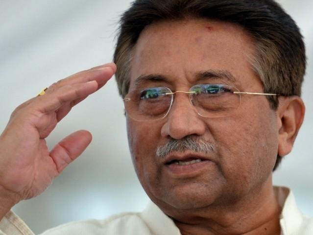 Ex President of Pakistan General Pervaiz Musharaf
