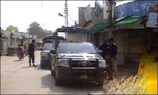 Kotla Jaam area Shia Neighborhood attack the Terrorist of SSP