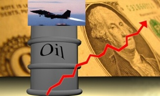 Oil Prices Rocketing High