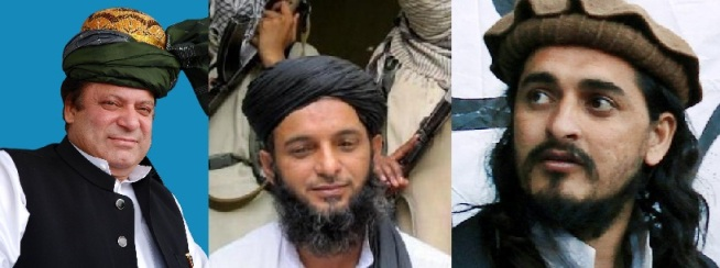 Punjabi Taliban - Asmat Ullah Mavia welcomes Nawaz Shariff Offer , TTP Disowns