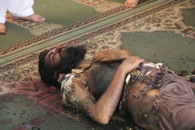 Suicide Bomber at Masjid Ali Ibn Abu Talib , Isb, b