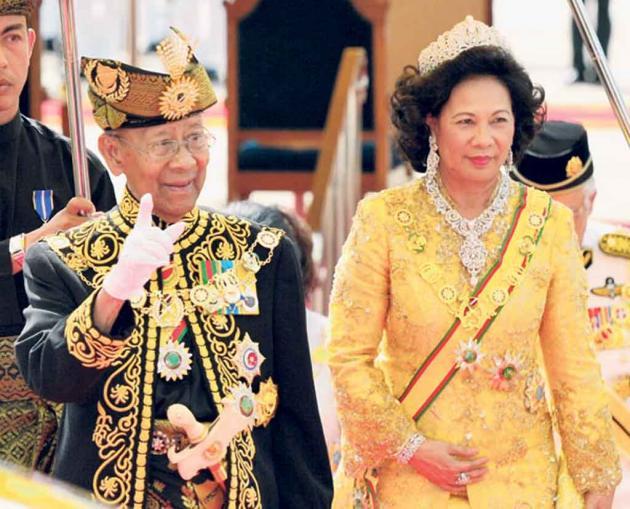 Sultan of Kedah Council of Regency chairman Tan Sri Tunku Annuar Sultan Badlishah