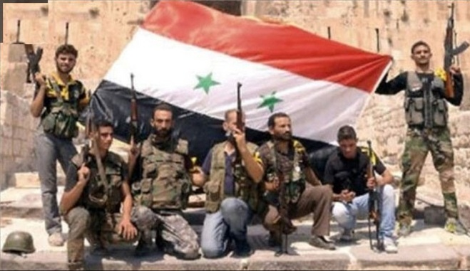 Syrian Army claims further victories
