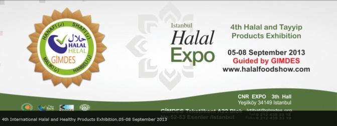4th Halal Expo , Istanbul , Turkey