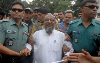 Abdul-Quader-Molla gets Death Sentence