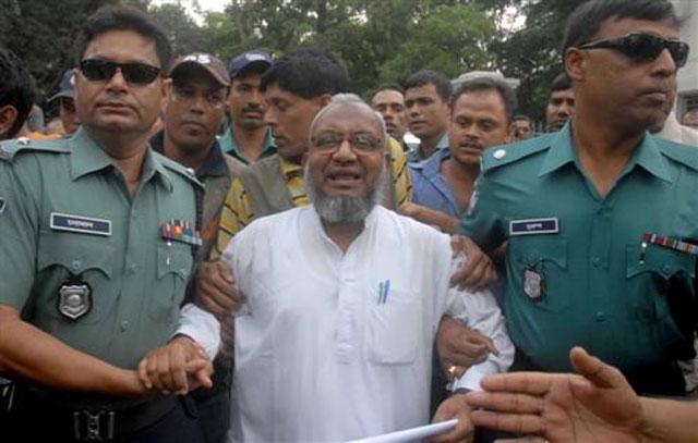 Abdul-Quader-Molla gets Death Sentence