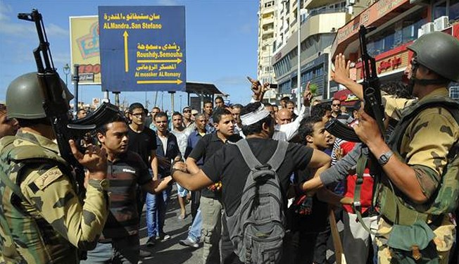 UAE sent arms to Egypt to curb pro- Morsi protests