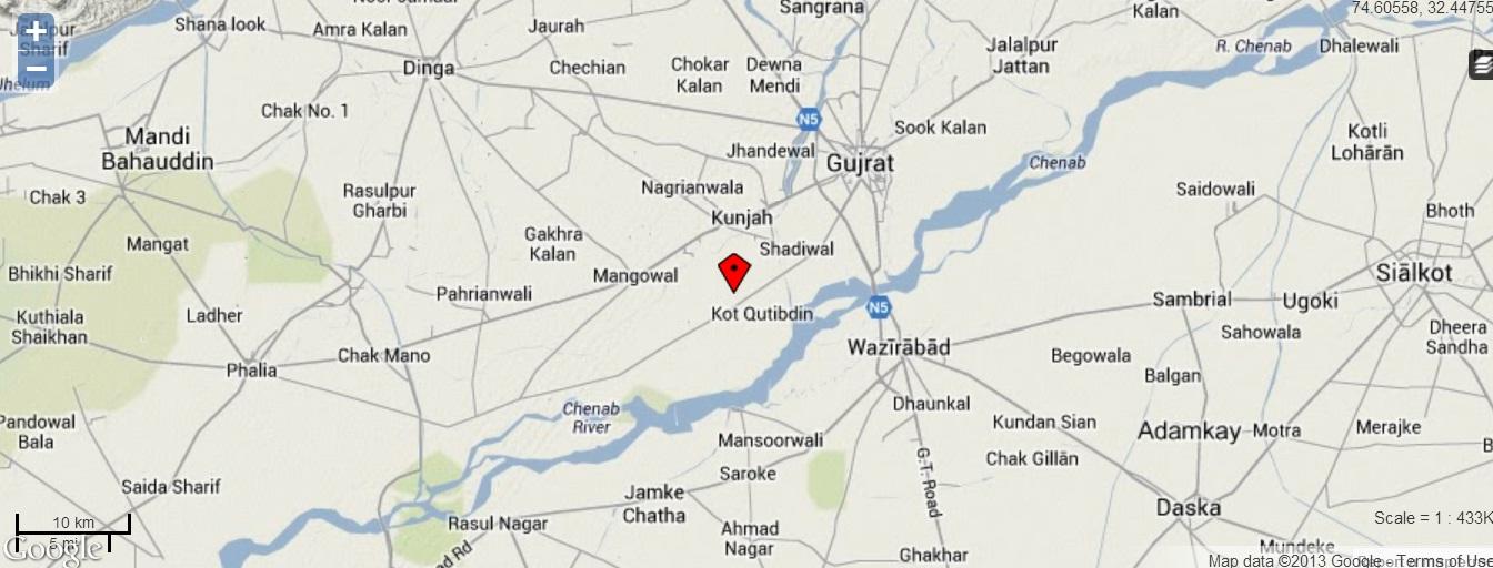 Defenceless on the Defence Day  Punjabi Taliban Martyrs 7 Shia