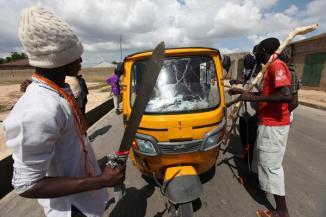 Nigeria's JTF Volunteers Hunt Boko Haram Terrorists