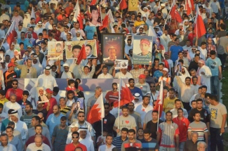 Protest By Al Wefaq in Budaiya , 27 Sept , 2013 f