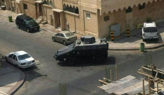 Saudi forces open fire at people in Awamia, kill 1