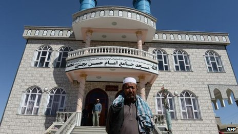 Shia Mosque Jama Masjid Imam Hassan Mujtaba attacked in Kabul