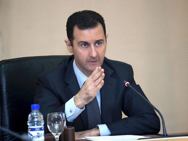 Syrian Chemical Weapons Not Controlled till US stop threatening Asad