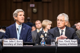 Syrian War to be sponsored by Arab Nations - Jhon Kerry