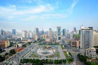Tianfu-Square-Chengdu-Sichuan-China