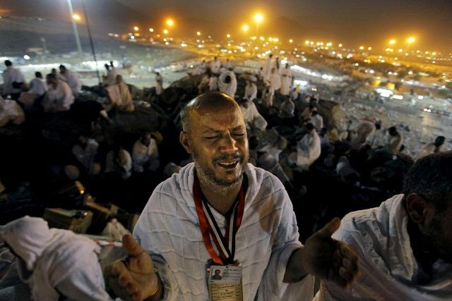 American Shia Hajis attacked by Wahabi Saudi Terrorists