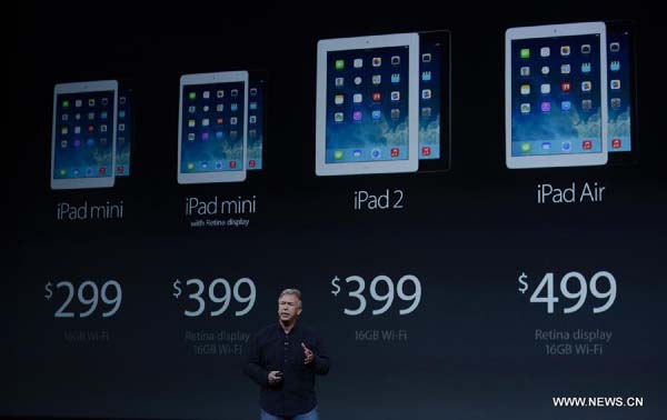 Apple I Pad Air Released