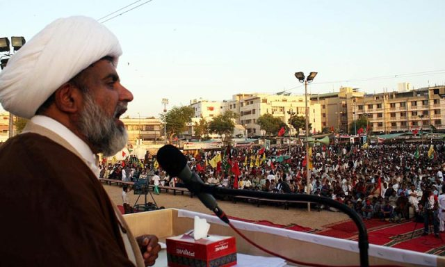 Azmat e Wilayat Conference by MWM , Karachi , 28 Oct , 2013 o