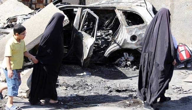80 casualties in Iraq's Samarra bombing