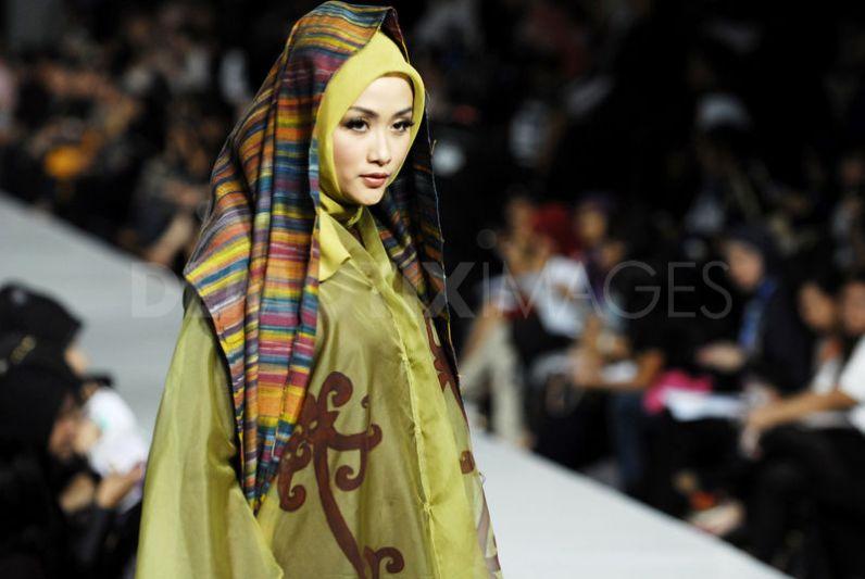 Islamic Fashion Show Jakarta Indonesia F Jafria News
